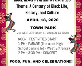 NAACP ANNUAL BLACK HISTORY PARADE  Sign Up